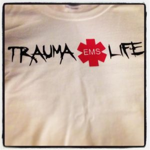 Trauma LIFE® Shirt Front Chest