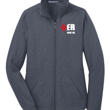 Emergency Department Slate Gray Women's Jacket