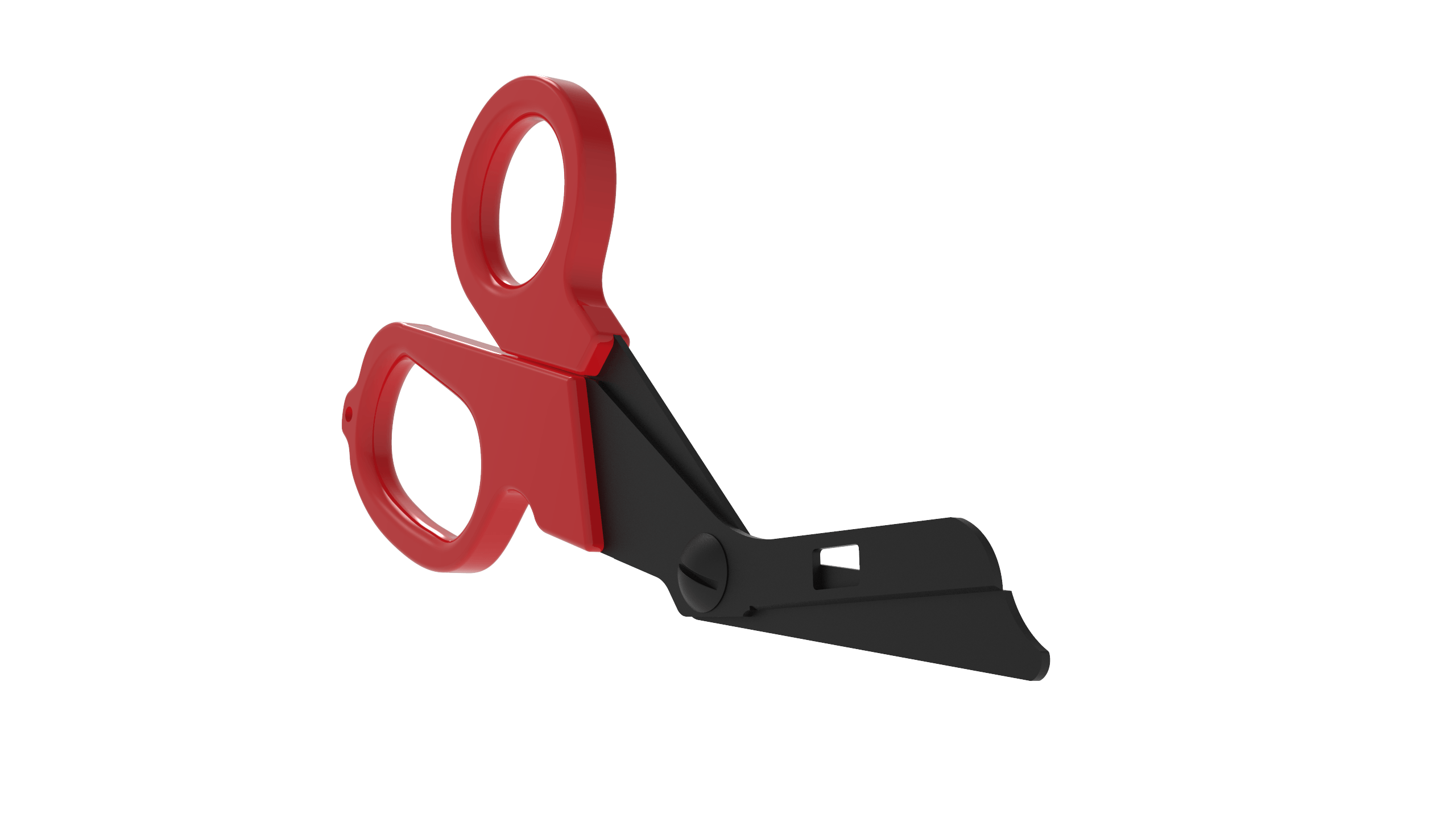 ER LIFE ONE SHEAR™ 7.5″ RED Extreme Heavy Duty Steel™ Trauma Shear