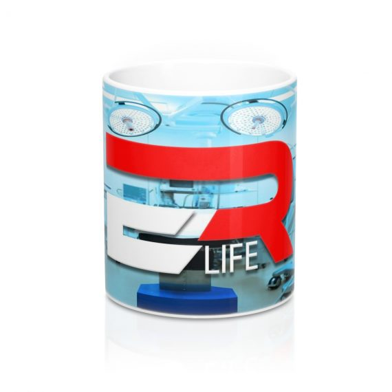 ER LIFE MUG 11oz Operating Room